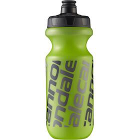 Cannondale Diagonal Flasche 570 ml trans green/black